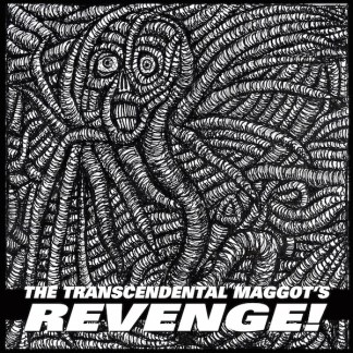 "Transcendental Maggot's Revenge! 7"" Comp COLOR VINYL"