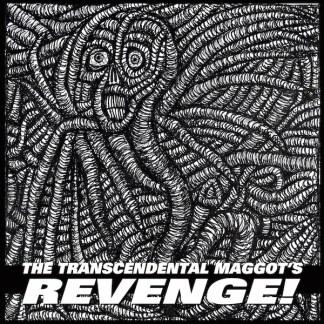 "Transcendental Maggot's Revenge! 7"" Comp COLOR VINYL"