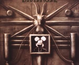 Brainoil - S/T LP (Bone color vinyl)
