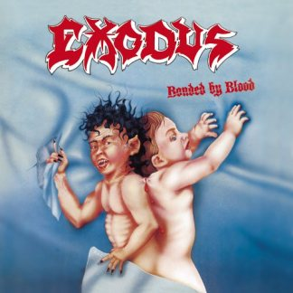 Exodus - Bonded By Blood LP (splatter vinyl)