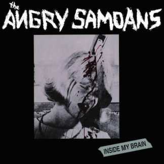 Angry Samoans - Inside My Brain LP (Red vinyl)