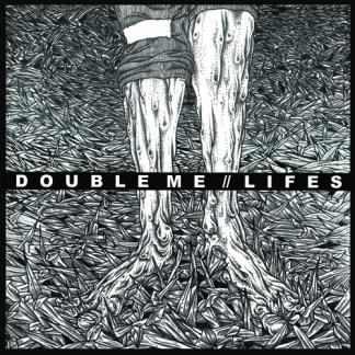 """Lifes / Double Me - split 7"""" EP w/ patches"""