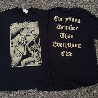 Rawhide - Everything Drunker Than Everything Else: T-Shirt