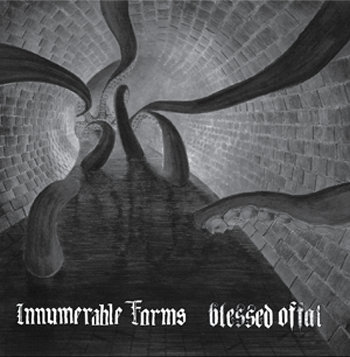 Blessed Offal / Innumerable Forms - split LP (Panzerbastard)