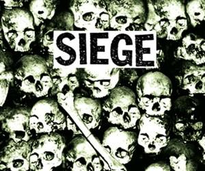 Siege - Drop Dead GREEN Vinyl LP w/ BONUS TRACKS