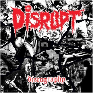 Disrupt - Discography Box Set 4LP (color vinyl)