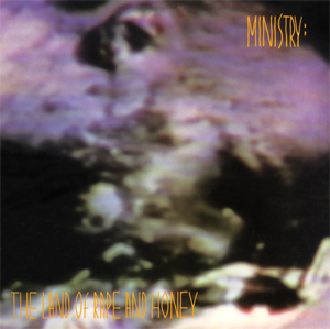 Ministry - Land of Rape and Honey LP (violet color vinyl)