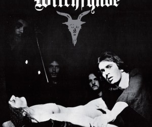 Witchfynde - Royal William Live Sacrifice LP