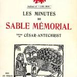 Les Minutes de sable mémorial (1894)