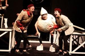 Compagnia Teatrale degli Scarti Ubu Rex