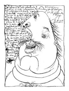 Pablo Picasso Ubu