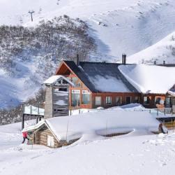 Centro de ski Chapelco en San Martín de los Andes
