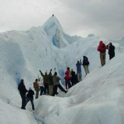 trekking en el Glaciar Perito Moreno