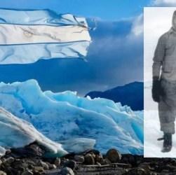 Pujato en la Antártida