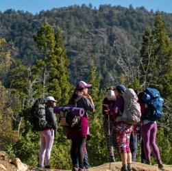 Mujeres en la Montaña