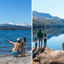 Bariloche y San Martin de los Andes