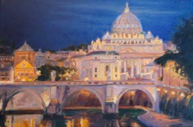 """Vatican Dawn""<br/> commission"