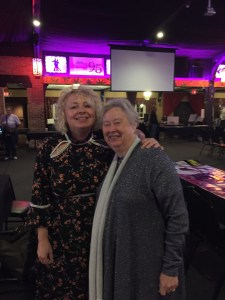 Pat Camalliere and Ursula Bielski