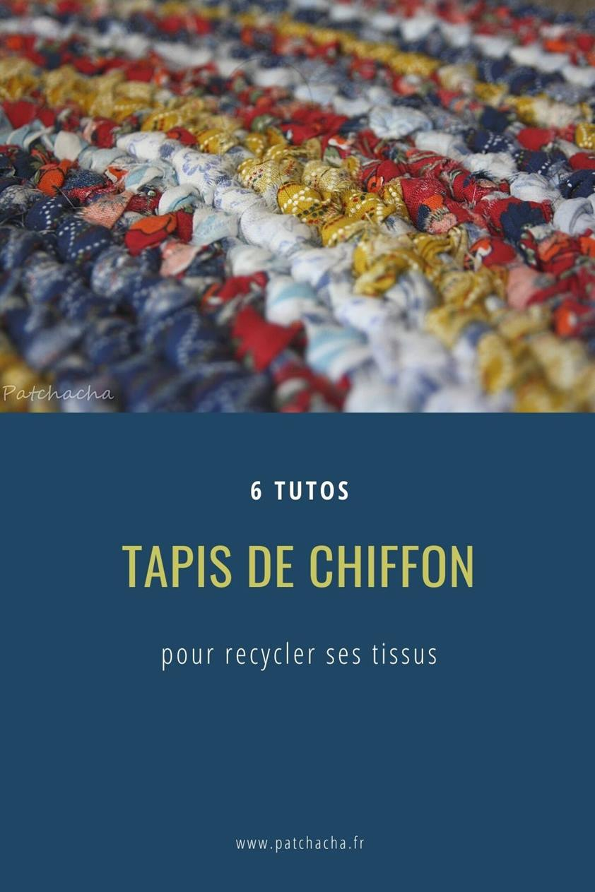 chiffon ou comment recycler ses tissus