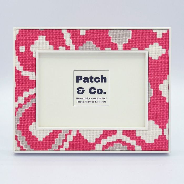 The Patch in Red 7 x 5 Photo Frame