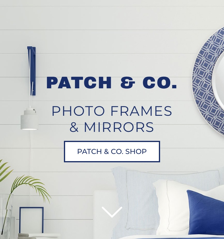 Patch & Co. Frames Launch Instagram Post