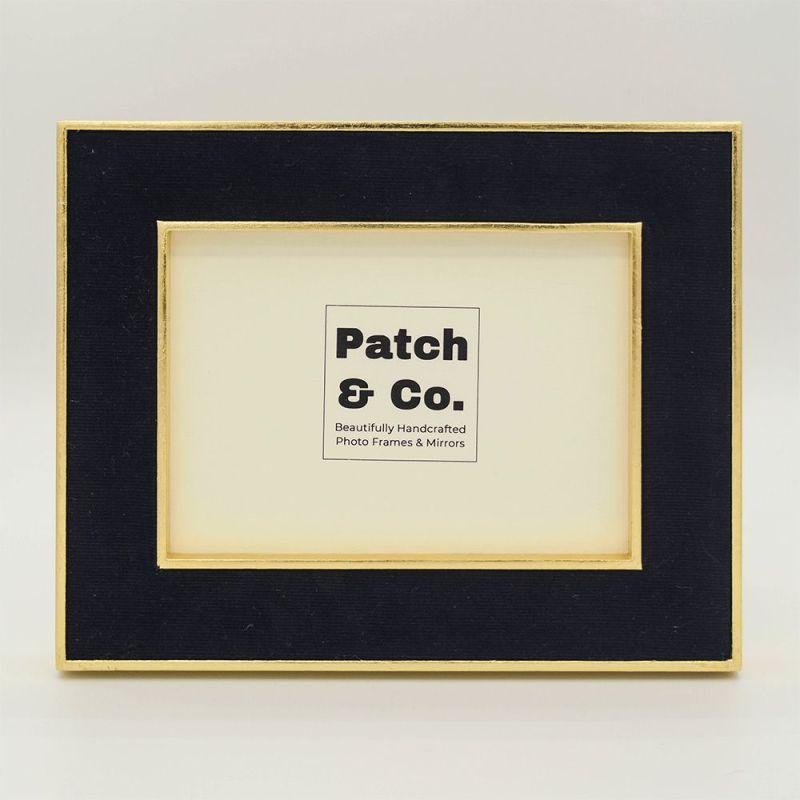 Patrick Navy Photo Frame in 7 x 5