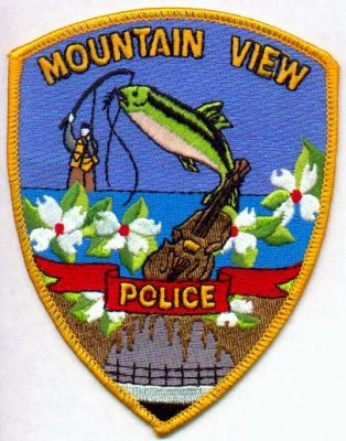 Arkansas - Mountain View Police - PatchGallery.com Online ...