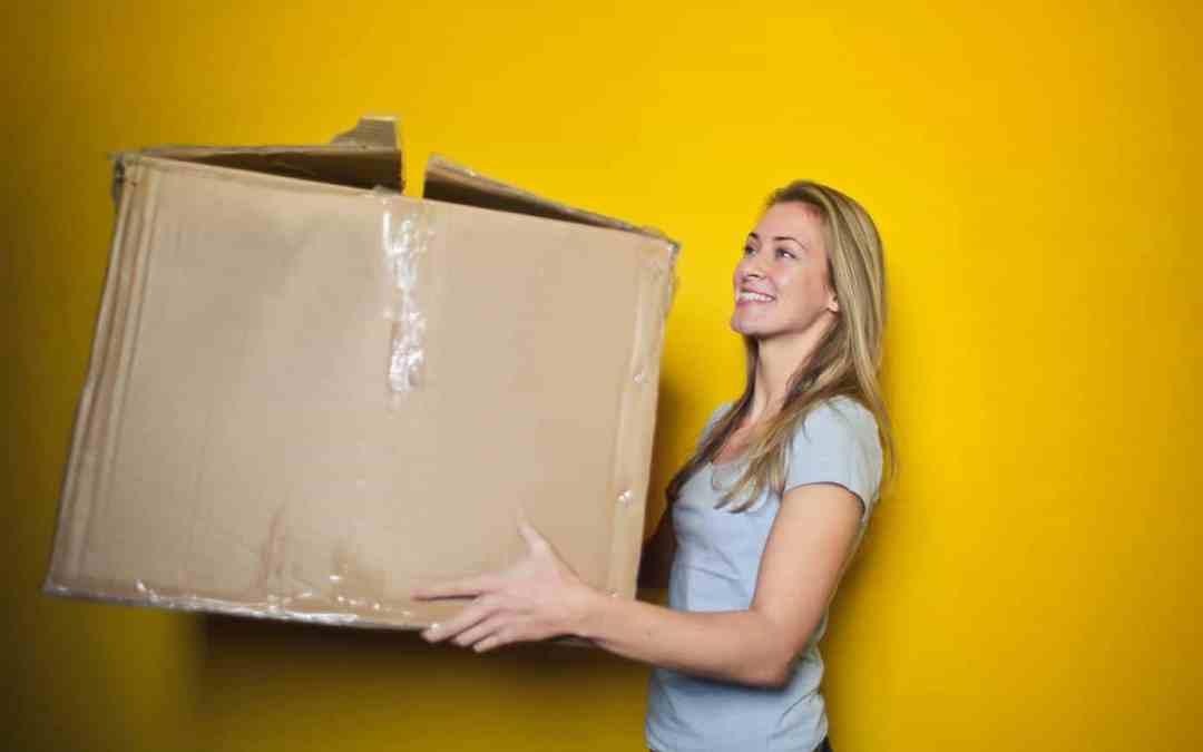 Unden - unsere Anekdote mit dem Paket