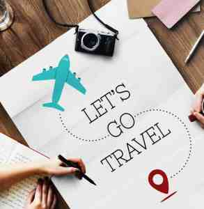 Urlaub travel