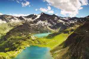 Urlaub Berge oder Meer