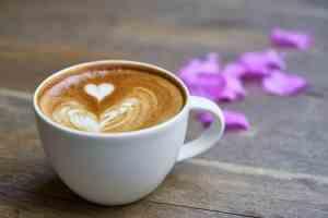 Selbstliebe - ein Tasse Kaffee