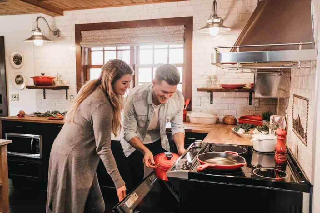 Entspannte Weihnachten - Hilfe in der Küche
