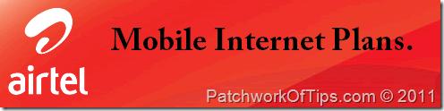 Airtel-Zain Nigeria Internet Subscription Plans, Settings & Codes