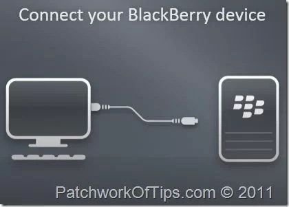 BlackBerry Internet Connection For Desktop & Laptop