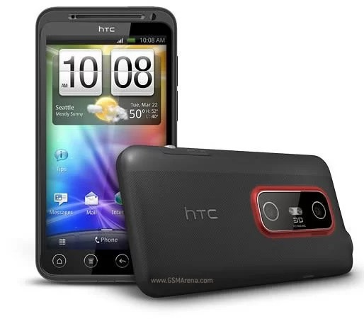 Buy HTC EVO 3D Android SmartPhone In Taiwan