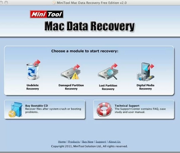Data Recovery Software for MAC Free Download