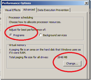 Adjust Netbook Processor For Better Program Performance