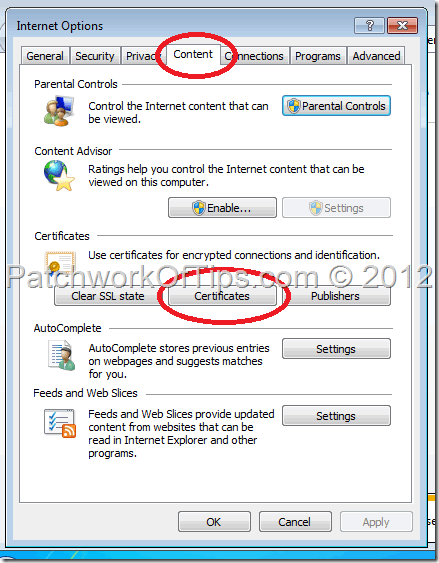 BlackBerry Desktop Manager Installation Validation Fix Certificate