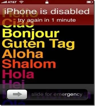 iPhone Security Issues and Protection