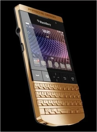 gold-plated-Blackberry-porsche-p9981