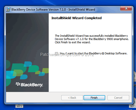 Step by Step Tutorial To Upgrading Your BlackBerry Operating