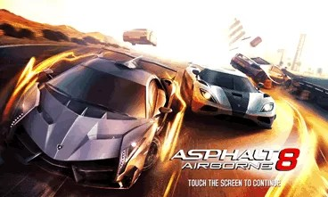 Move Asphalt 7 Heat or 8 Airborne To External SD Card
