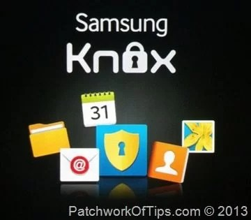Samsung Knox Security