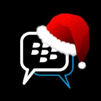 Clickable BBM PIN