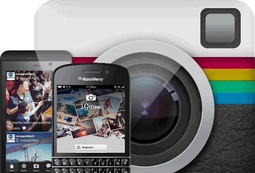 Instagram Client - iGrann For BlackBerry 10