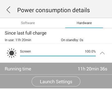 Lenovo P70 Battery Life Test