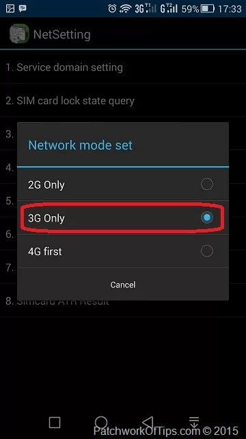 How To Enable Huawei EMUI 3 3G Only Mode - Tech Tutorials