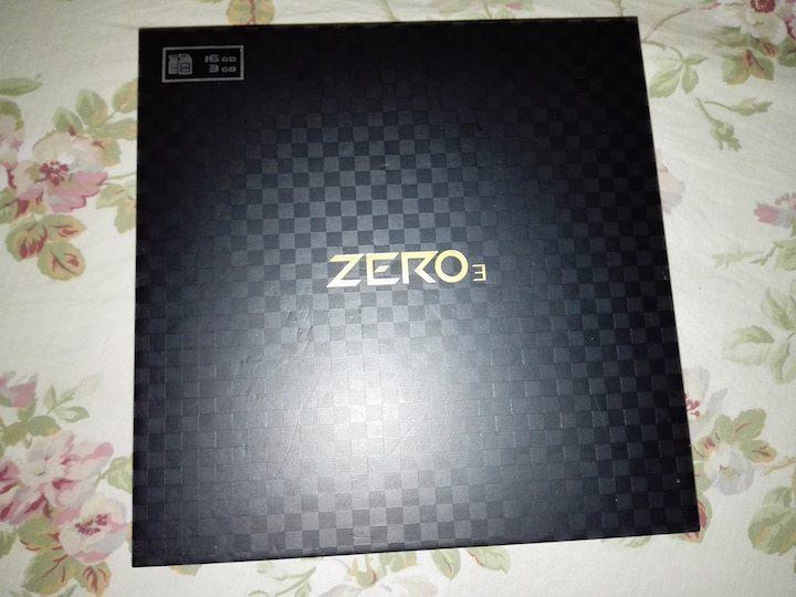 Infinix Zero 3 Unboxing