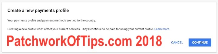 Change Google Account Country For Google Play Store Nigeria Issue 3