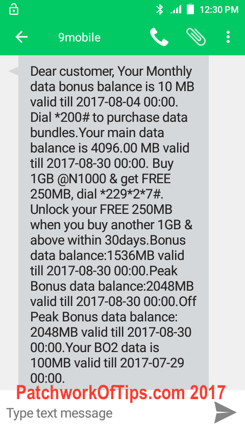All About 9Mobile Nigeria's *8186*PIN# Smartphone Offer